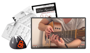 percussive acoustic guitar method pdf